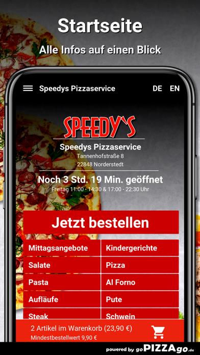 Speedys Norderstedt screenshot 3