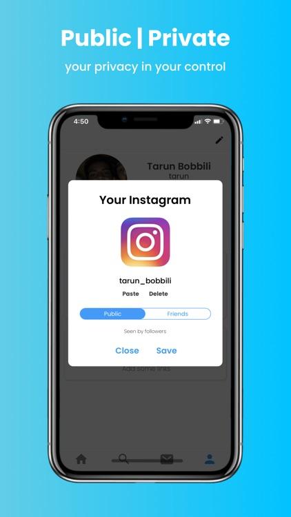 myKeychain — Your Social Cloud screenshot-3