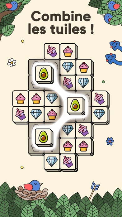 3 Tiles - Jeux de logique