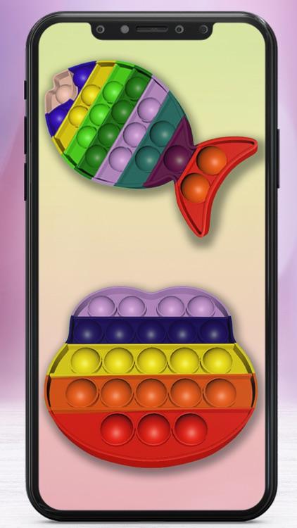 Pop it popop fidget toys screenshot-3