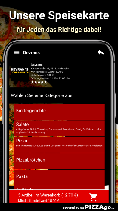 Devrans Schwelm screenshot 4