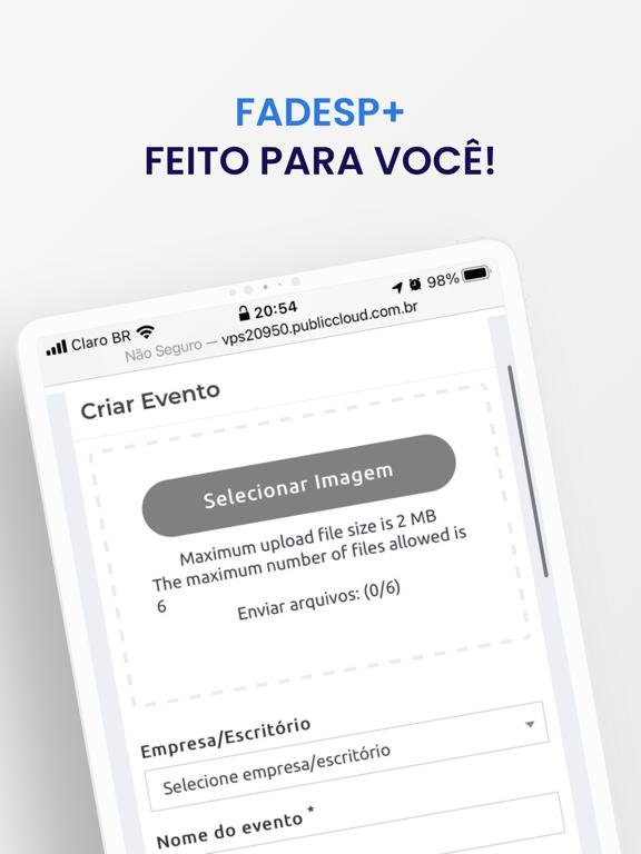 Conecta FADESP+ screenshot 9