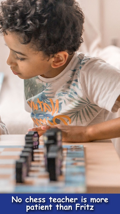 Chess for kid Fritz & Chesster