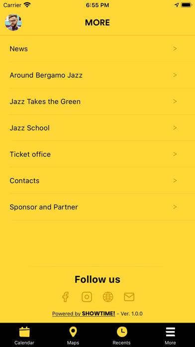Bergamo Jazz Festival screenshot 5