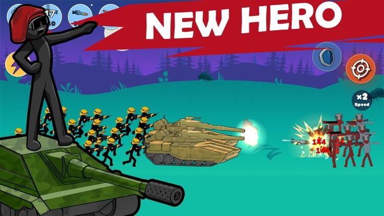 Stickman World War screenshot-5