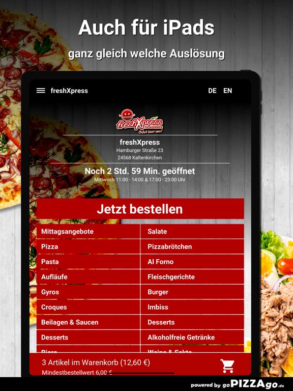 freshXpress Kaltenkirchen screenshot 7