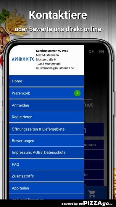 Aphrodite Berlin screenshot 5