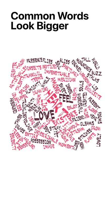 Word Collage screenshot-1
