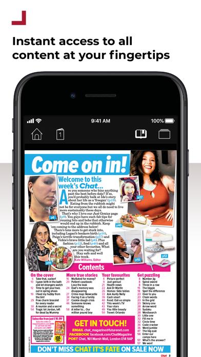 Chat MagazineScreenshot of 2