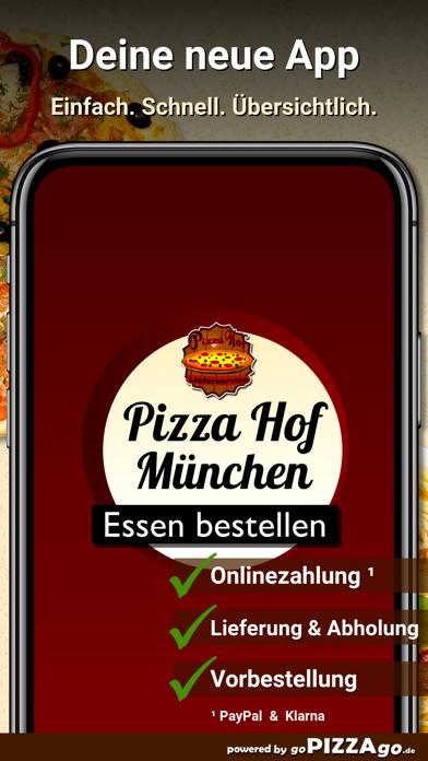Pizza Hof München screenshot 1