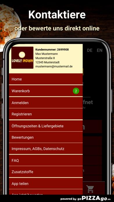 Lovely Indian Grünberg screenshot 6