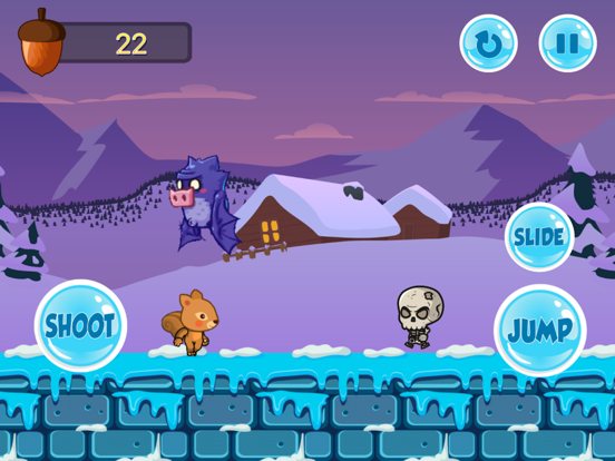 The Jungle Squirrel On Journey screenshot 9