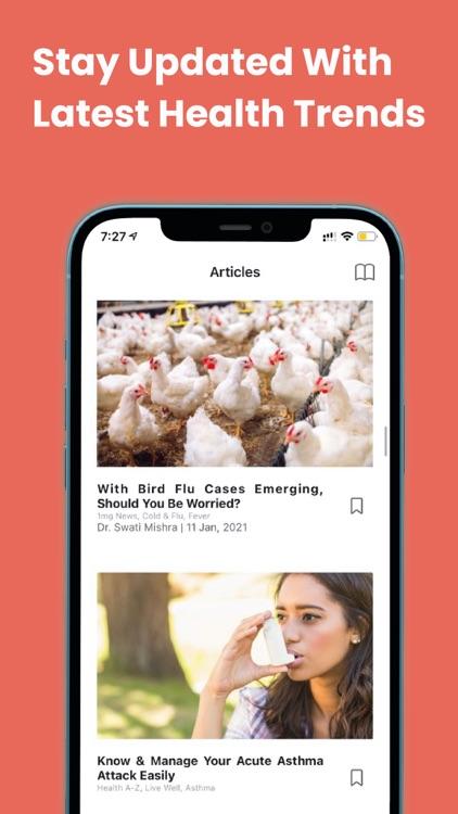Tata 1mg - Healthcare App screenshot-5