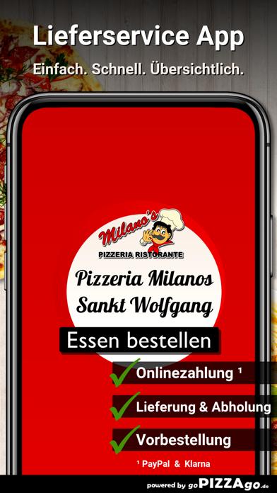 Milanos Sankt Wolfgang screenshot 1