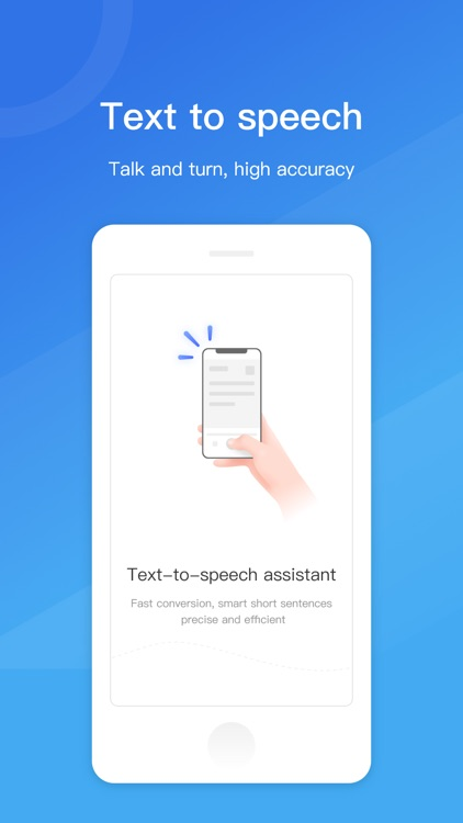 Voice to Text, voice memo