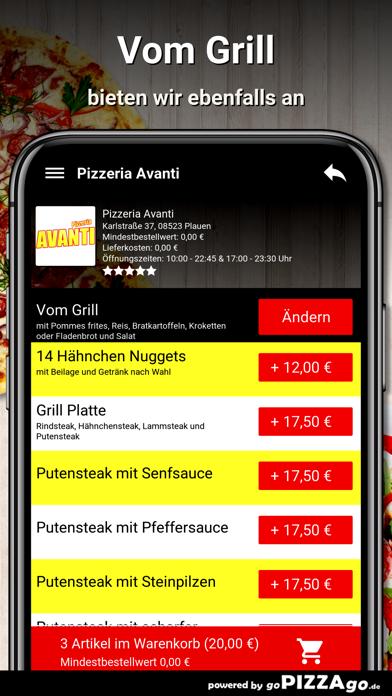 Pizzeria Avanti Plauen screenshot 6