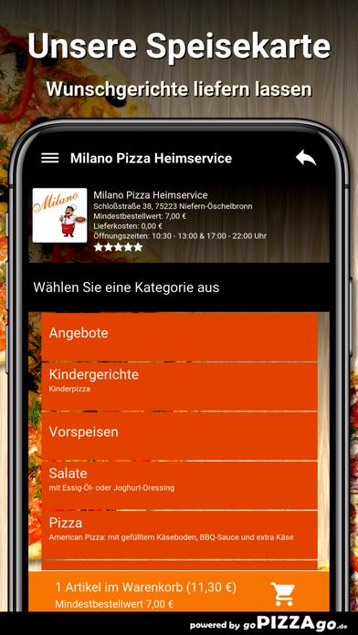 Milano Niefern-Öschelbronn screenshot 4