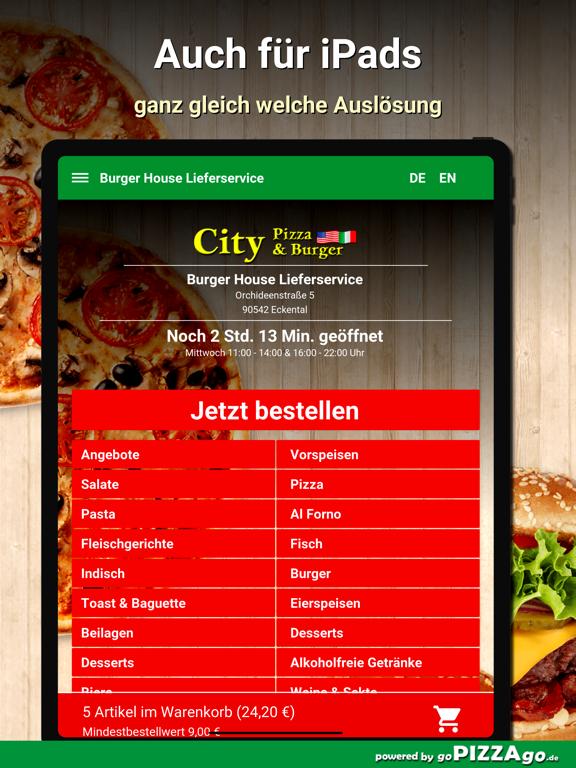 Burger House Eckental screenshot 7