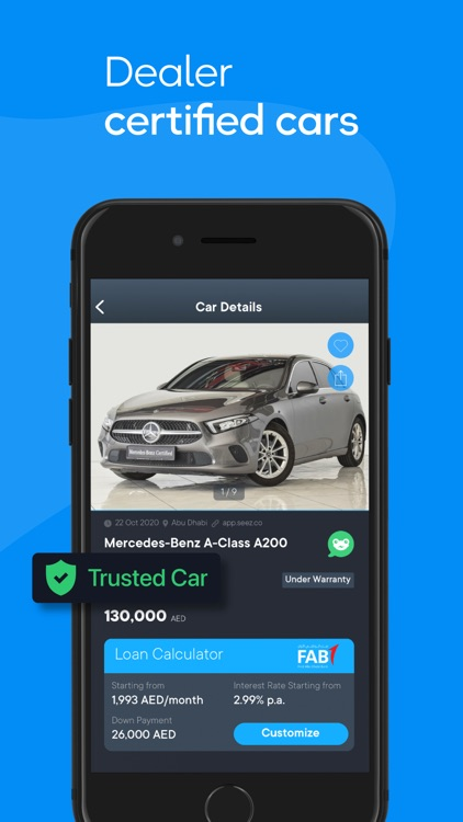 Seez: All Cars in One App screenshot-3