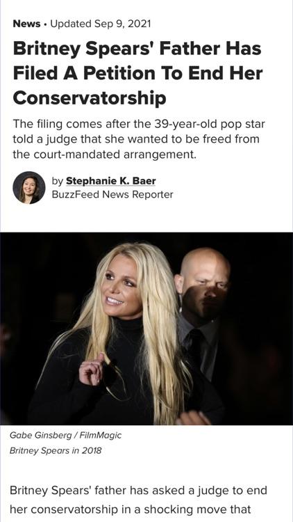 BuzzFeed - Quiz, Trivia & News screenshot-6