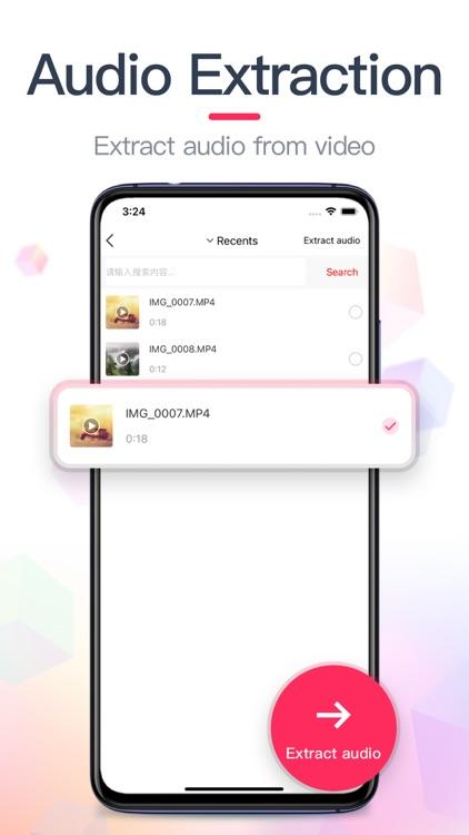 Audio Editor & Music Mixer screenshot-3