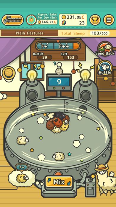 Fluffy Sheep Farm screenshot 5