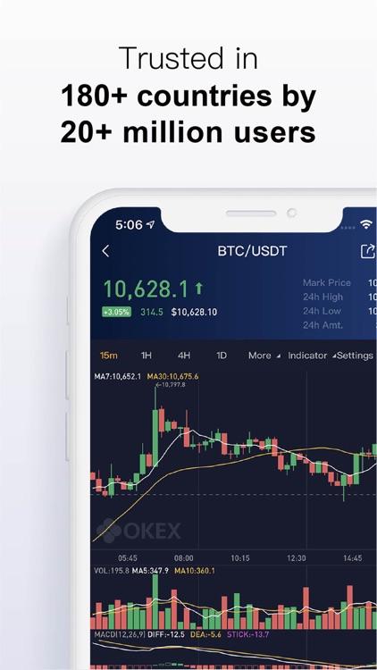 OKEx - Bitcoin,Cryptocurrency screenshot-3
