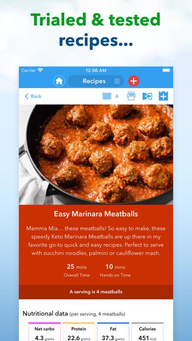 KetoDiet: The #1 Keto Diet App