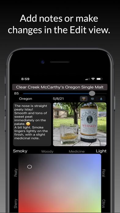 Whisky TastingsScreenshot of 4