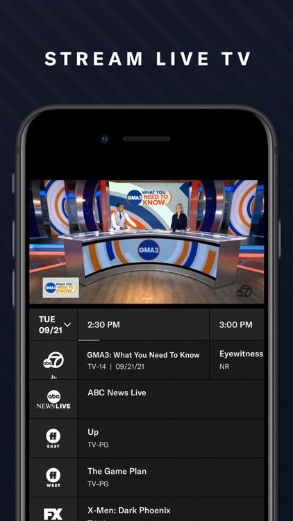 ABC – Live TV, Shows & Movies screenshot-3