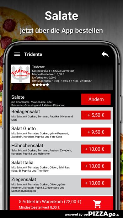 Tridente Darmstadt screenshot 5