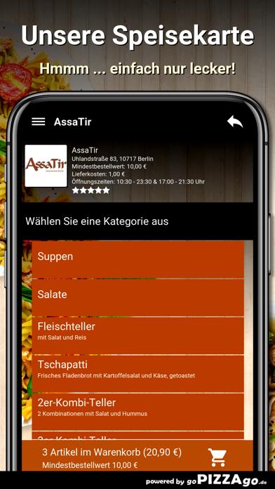AssaTir Berlin screenshot 4