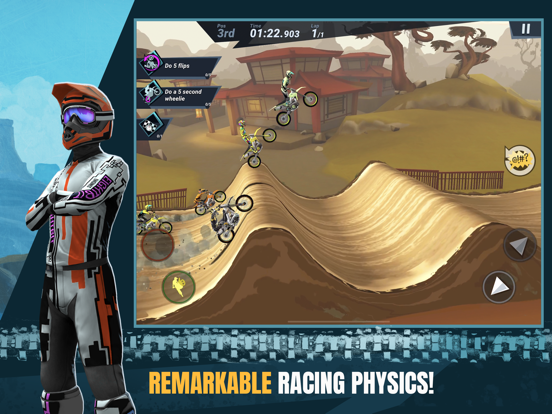 Mad Skills Motocross 3 screenshot 7