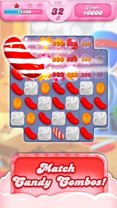 Candy Crush Saga screenshot two