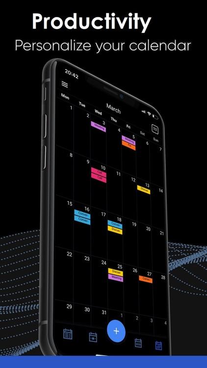 Schedule Planner App screenshot-3