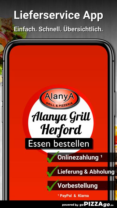 Alanya-Grill Herford screenshot 2