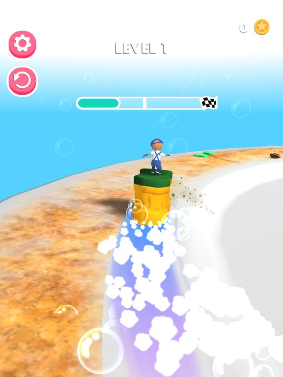 Sponge Surfer screenshot 9