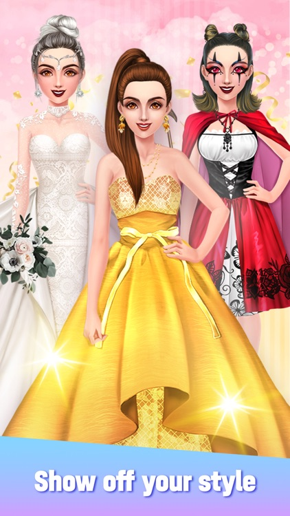 Fashion Show: Dress Up, Makeup screenshot-3