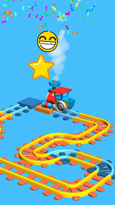 Lay Rail 3D screenshot 1