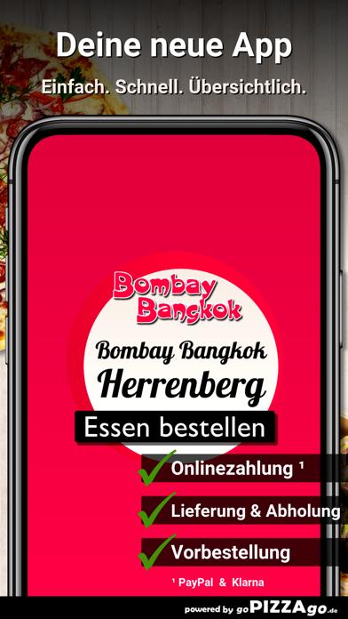 Bombay Bangkok Herrenberg screenshot 1