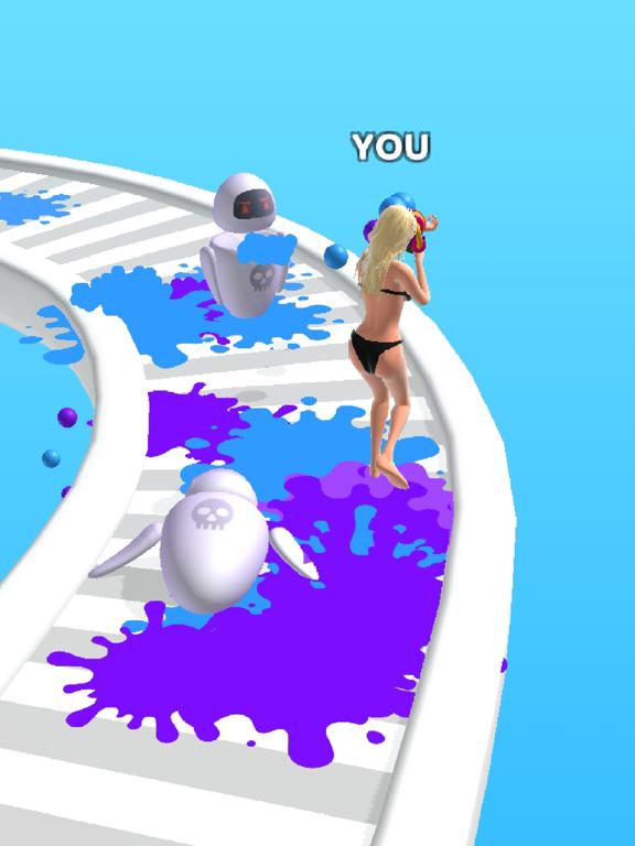 Beauty Race! screenshot 9