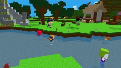 Block Craft World: Craft.io screenshot 1