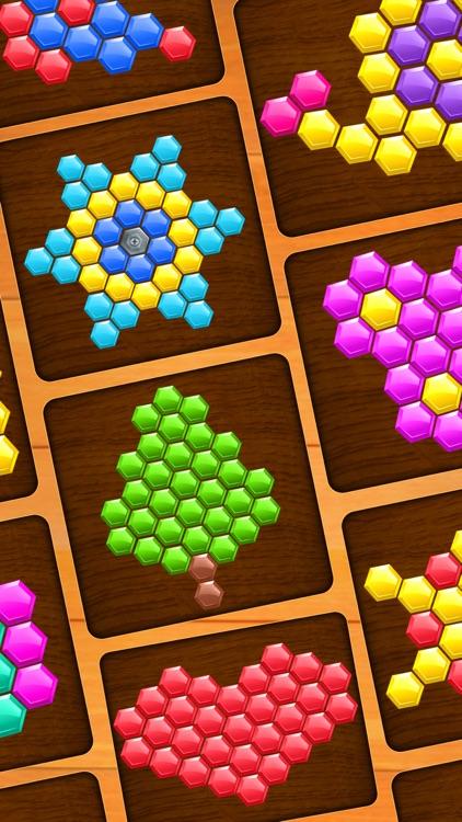 Hexa: Block Puzzle Games screenshot-5