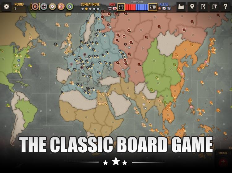 Axis & Allies 1942 Online screenshot-0