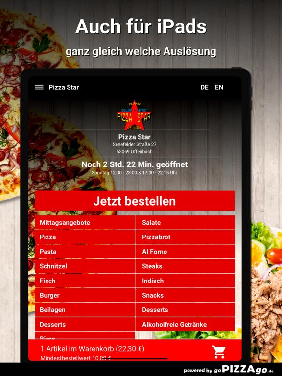 Pizza Star Offenbach screenshot 7