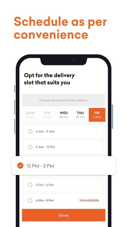 Grofers - Online Grocery screenshot-5