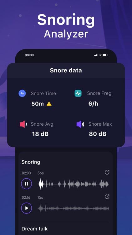 Mintal Tracker:Sleep Recorder screenshot-3