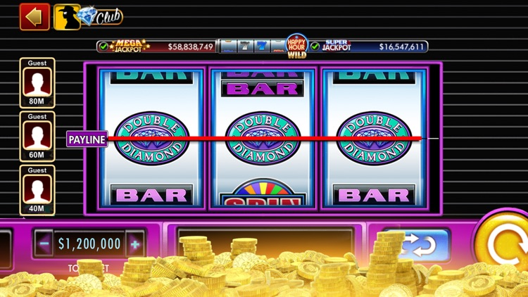 DoubleDown™ Casino -Slots Game screenshot-3