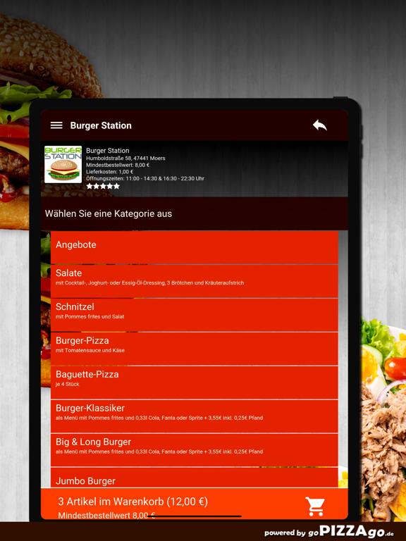 Burger Station Moers screenshot 8