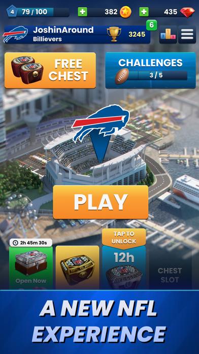 NFL Clash screenshot 4